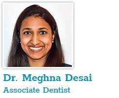 Dr. Meghan Desai bio